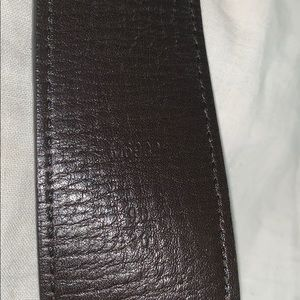 Louis Vuitton Accessories - Louis Vuitton Brown Belt